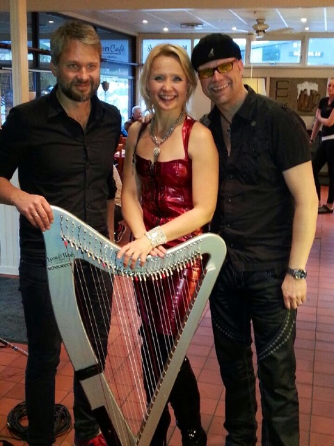 2 Triokonsert at Egersund MC